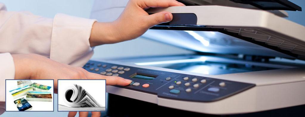 Dịch vụ Photocopy scan in màu đóng sổ sách