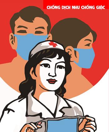 Chung tay phòng chống đại dịch covid 19