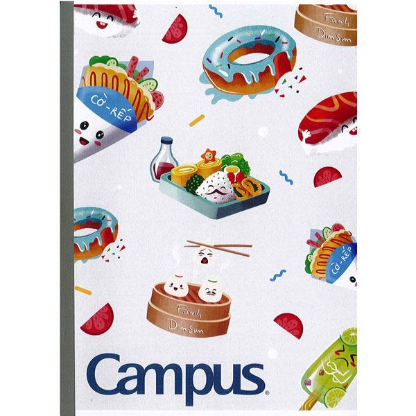 Vở Campus FOOD 80 trang
